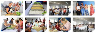 CCI tem almoço especial para comemorar o Dia das Mães