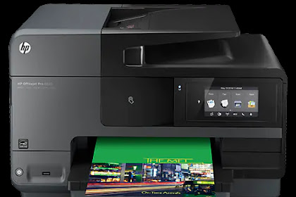 HP Officejet Pro 8620 e-All-in-One Driver Download
