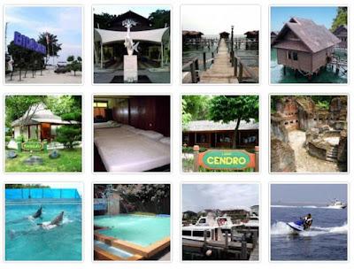 paket tour wisata ke pulau bidadari