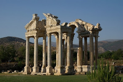 temple of aphrodite turkey