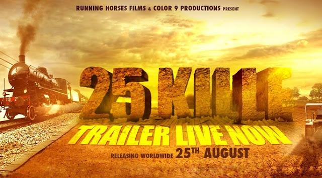 25 Kille Movie Download 2016 Punjabi Full HD DVDRip