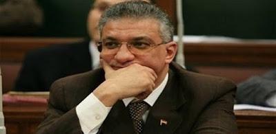 الدكتور أحمد زكى بدر وزير التنمية المحلية