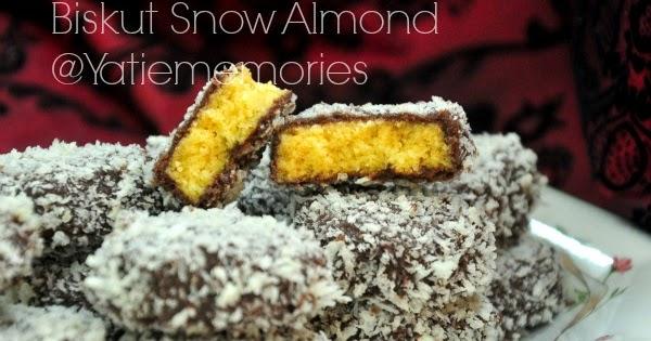 Sinar Kehidupanku**~::..: Biskut Snow Almond