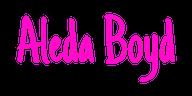 Aleda Boyd