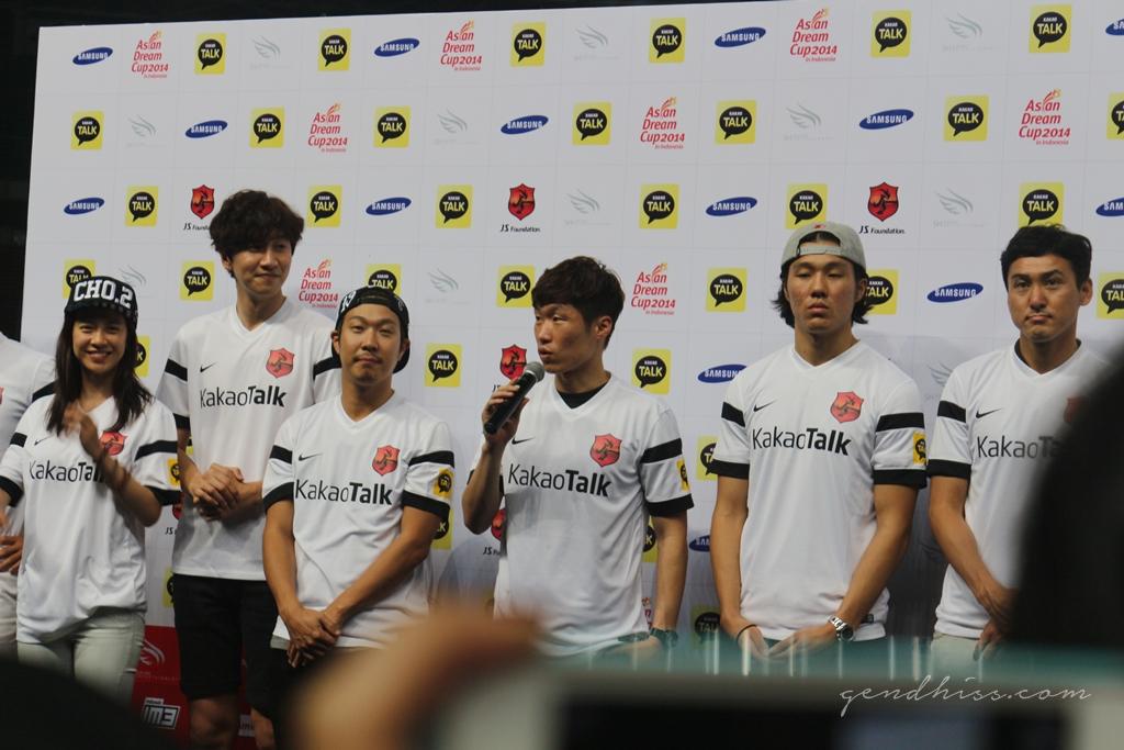 Park JiSung dan Running Man