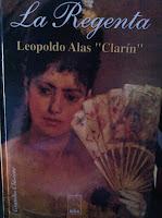 Resultado de imagen de la regenta libro clasico