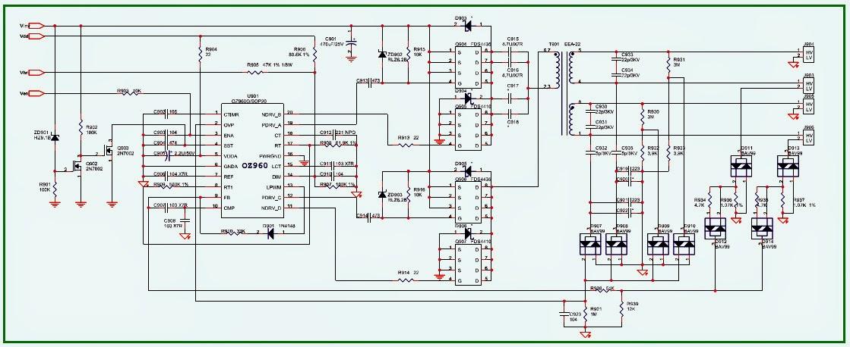 ACER AL1715  LCD MONITOR  SCHEMATIC  POWER SUPPLY REGULATOR  BACK LIGHT INVERTER | Electro help