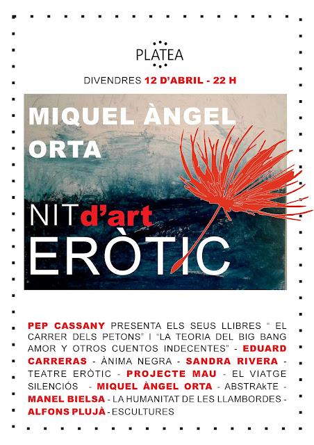 Abstrakte - Miquel Àngel Orta