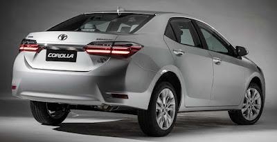 Novo Toyota Corolla 2018 DESIGN RENOVADO