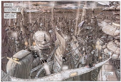 Prog 1 - Another Day in Mega City One