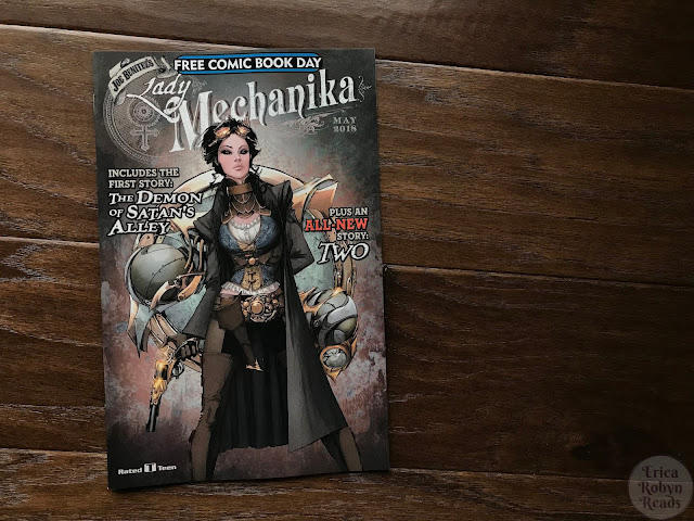 Lady Mechanika FCBD