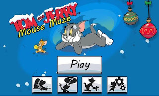 gameplay game Tom and Jerry Apk