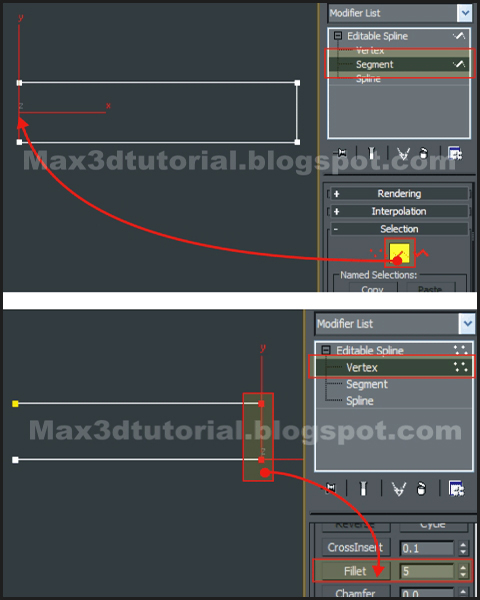 modeling 3ds max from sketch