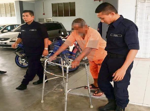 Cubaan Rogol Atuk 69 Tahun Terhadap Budak 10 Tahun Gagal