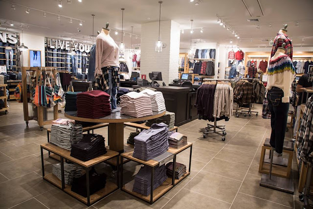 American Eagle Outfitters en Lima