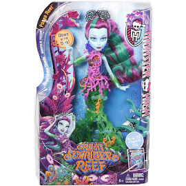 Monster High Posea Reef Great Scarrier Reef Doll