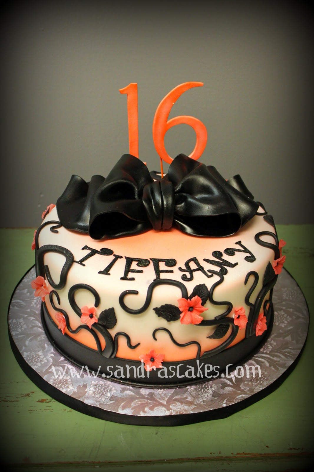 Quince And Sweet Sixteen Cakes