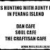 [SAJA SAJA #MISSJASJASXFNB REVIEWS] CAFES HUNTING W/ AUNTY LINDA IN PENANG ISLAND