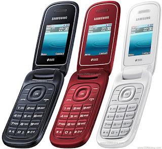 3 Warna Samsung E1272