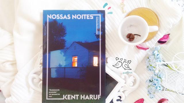 Image result for Nossas Noites Kent Haruf