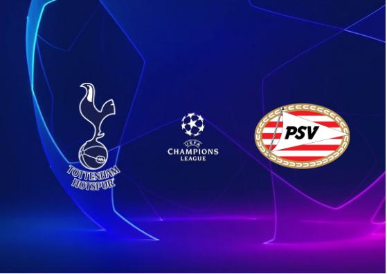 Tottenham vs PSV Eindhoven Full Match & Highlights 06 November 2018