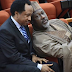 Dino Melaye And Sen.Sehu Strategizes On How To Capture The 70million Monkey Thief