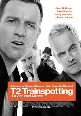 Trainspotting 2: La vida en el abismo en Español Latino