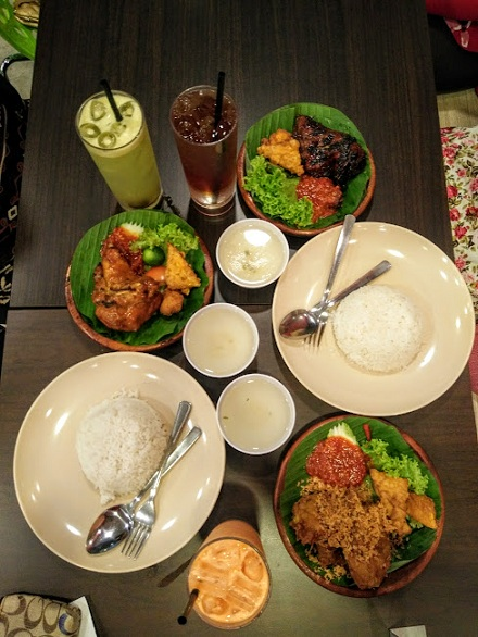 Dapur Penyet Maju Junction