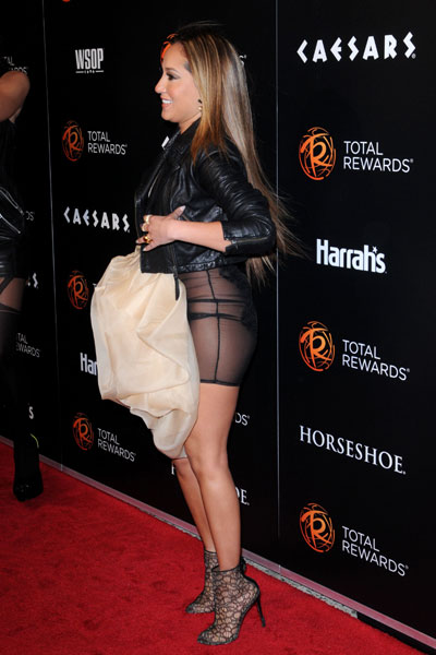 Congratulate, your adrienne bailon wardrobe malfunction dress apologise, but
