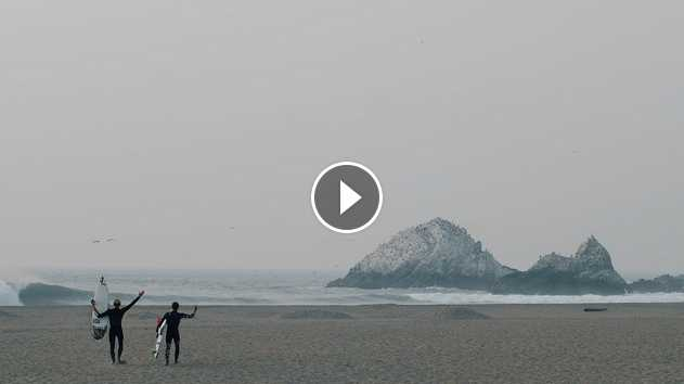 Kevin Schulz and Matt McCabe s Punt-A-Thon in Northern California Amp Sessions SURFER