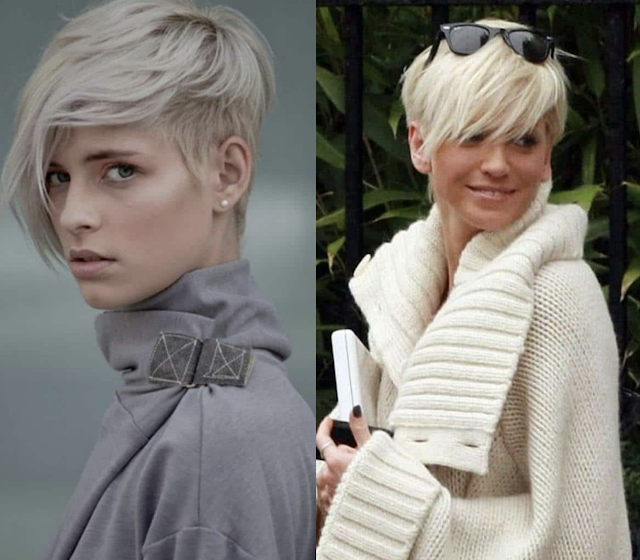 pixie hairstyles 2019 female