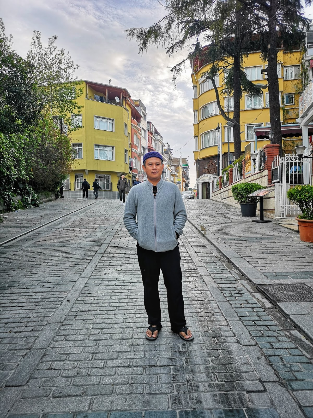 Pelancong Malaysia di Turki