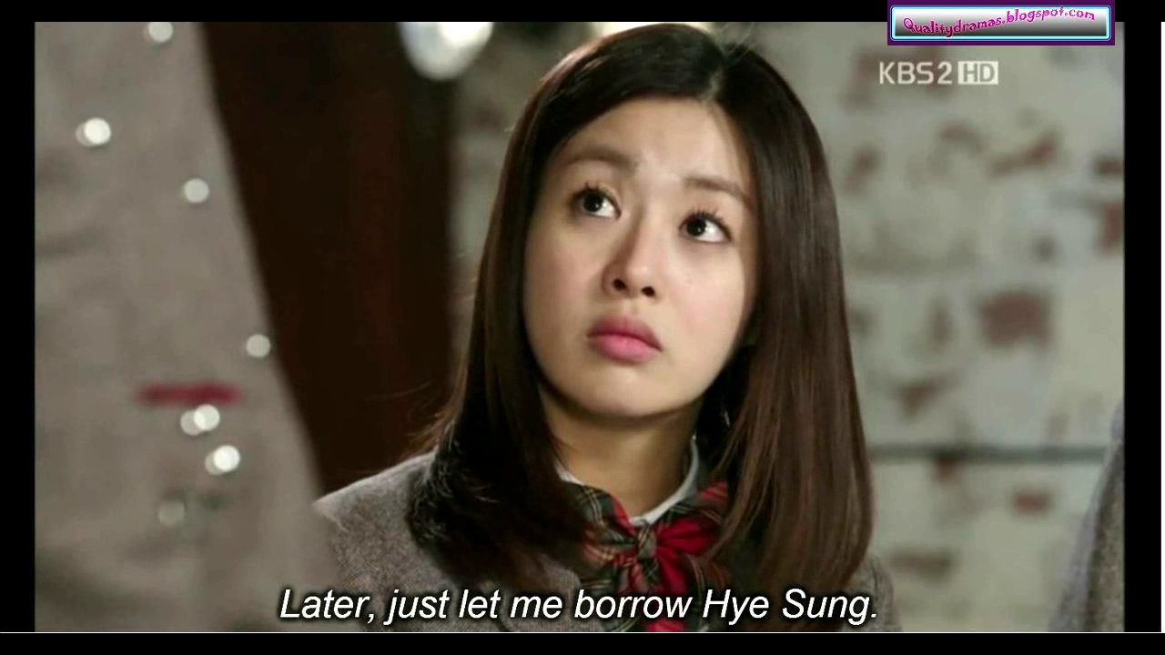 Dream high 2 episode 1 part 2 facebook / Yes man subtitles english