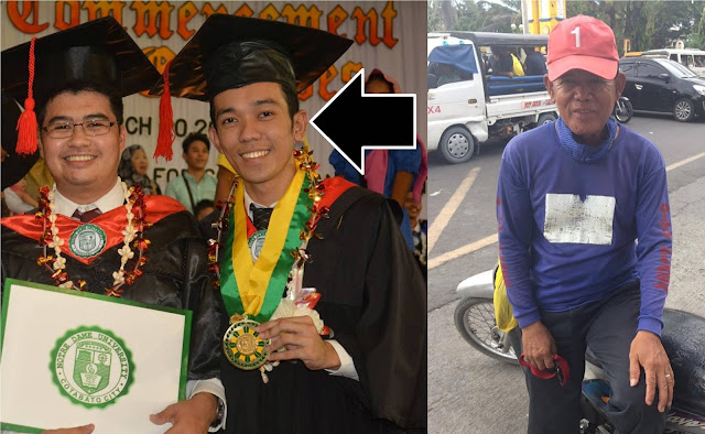 Son of 'Habal-Habal' Driver in Mindanao Tops 2016 Mechanical Engineer Board Exam!