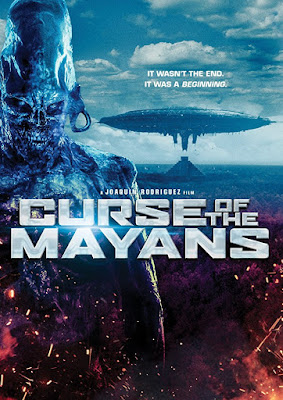 Curse Of The Mayans 2017 DVD R1 NTSC Latino