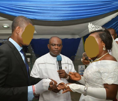 SEE WHAT HAPPENED AT OPM WHEN COMMERCIAL S*X WORKER WEDDED IN PORT HARCOURT (PHOTOS)