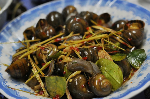 The foods enthralled visitors in winter Hanoi 1