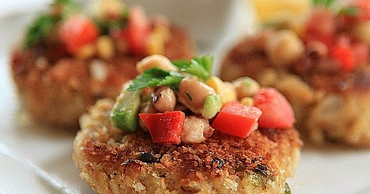 Southern Living Crab Cakes April