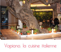 vapiona la cuisine italienne