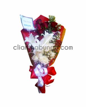 Hand Bouquet FM-L03