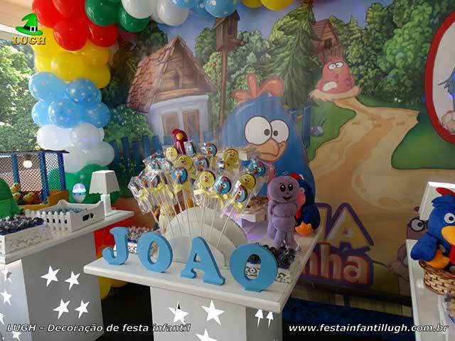 Decoração de aniversário tema Galinha Pintadinha - Ornamentação de festa infantil