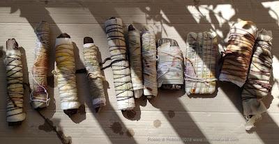 ecoprinting ecoprint corso tintura naturale corsi
