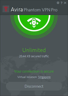 Avira Phantom VPN Pro 2.19.1.25749 Pro is Here!