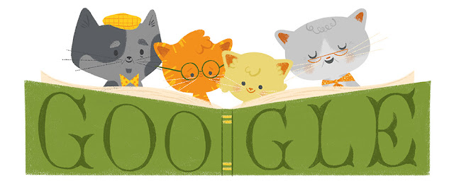 Grandparents's Day 2016 (Italy) - Google Doodle