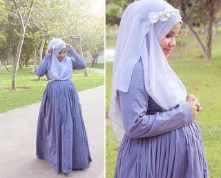 16 Model Baju Hamil Untuk Pesta Modern, Modis dan Lucu (dan Baju Pesta Muslimah)