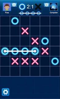 Game Tic Tac Toe App