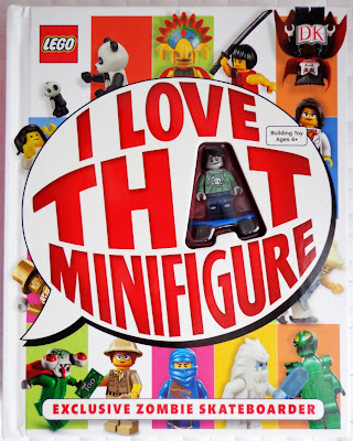 LEGO I Love That Minifigure