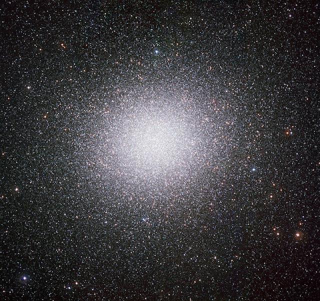 omega centauri - aglomerado globular