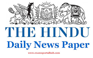 The Hindu Today News paper - October 20, 2017 (Daily Edition) - Free download