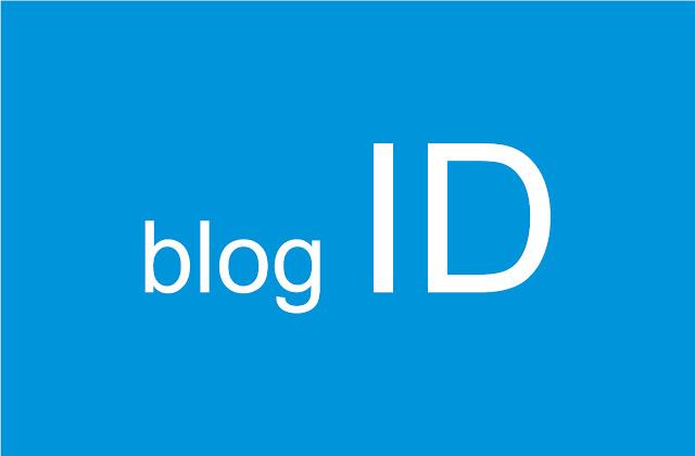 Cara Mengetahui ID Blog